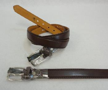 Belt--Thin Brown [All Sizes]